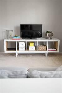 Ikea Kallax Hack : 25 ikea kallax or expedit shelf hacks hative ~ Markanthonyermac.com Haus und Dekorationen