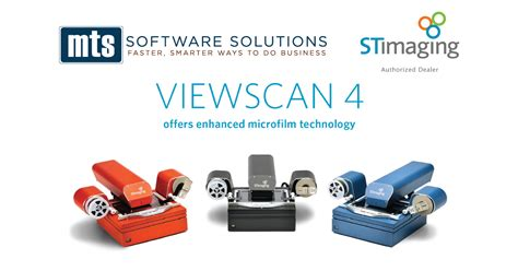 st viewscan  microfilm scanner mts software solutions