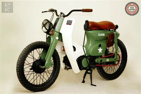 honda cube honda cub quot the bomber quot link youtube honda cub rules the