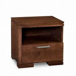 Cordova 3 Drawer Night Stand - Home Envy Furnishings