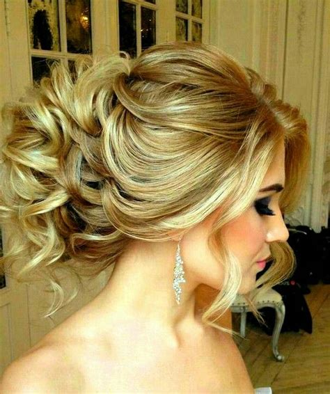 ideas  prom updo  pinterest prom hair updo