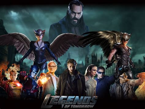 Sports On Tv Tomorrow Dc S Legends Of Tomorrow Wallpaper And Background Image