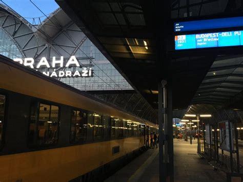RegioJet odstartoval přímé vlakové spojení na trase Praha ...
