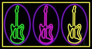 Guitar Neon Signs Every Thing Neon