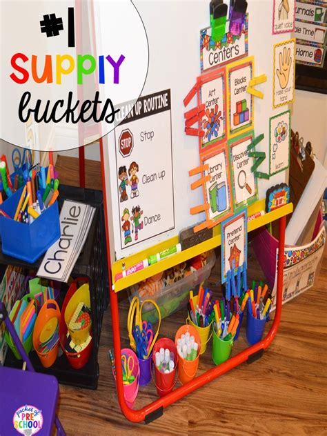 15 classroom organization hacks pocket of preschool 527 | Slide1 2