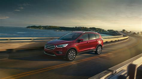 2018 Ford Escape Review & Ratings