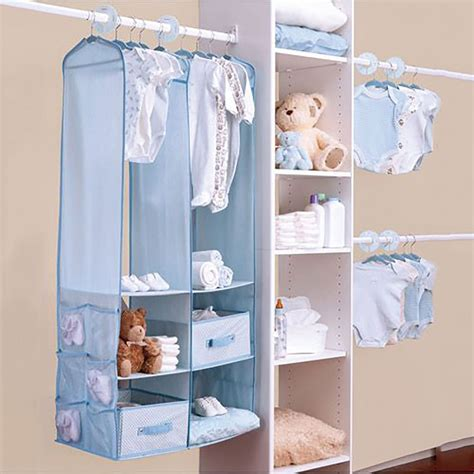 closet for baby clothes 24pc childrens baby nursery closet organiser hanging