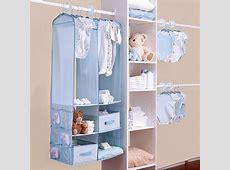 24pc Childrens Kids Baby Nursery Closet Organiser Hanging