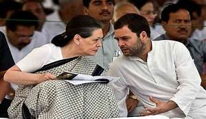 After serving longest as Congress president, Sonia Gandhi ...