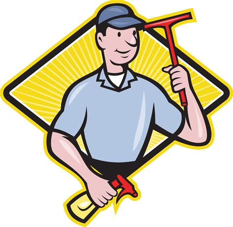 Window Cleaning Clip Art Free
