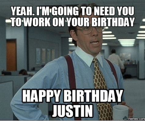Justin Bieber Happy Birthday Meme - 25 best memes about happy birthday justin meme happy birthday justin memes