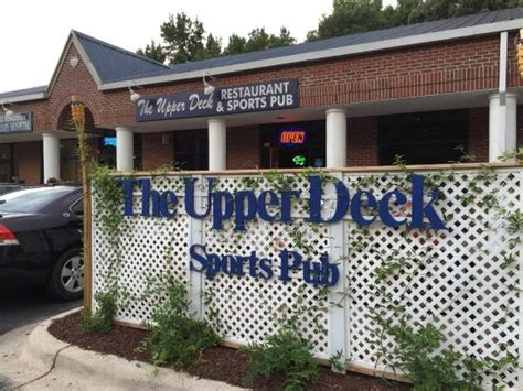 the upper deck cary nc top tips before you go