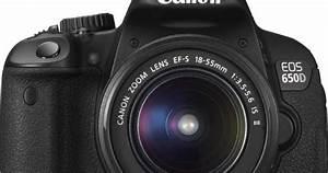 Canon Eos 650d Manual