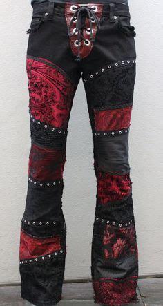 custom rock pants  forgotten saints la images