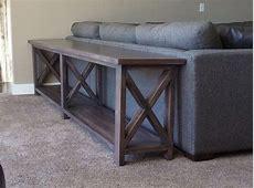 Best 25+ Long sofa table ideas on Pinterest Diy sofa