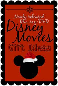 Newly Released Disney Blu-ray/DVD Gifts for the Holidays