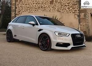 Audi A3 Break : achat audi a3 sportback 2 0 tdi quattro s line s rie limit e d 39 occasion pas cher 35 500 ~ Medecine-chirurgie-esthetiques.com Avis de Voitures