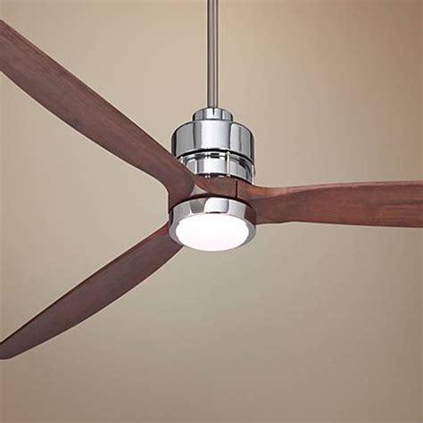 craftmade sonnet ceiling fan 70 quot sonnet chrome finish led ceiling fan 4m384 6r949