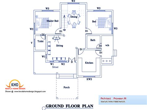 home plan  elevation home appliance