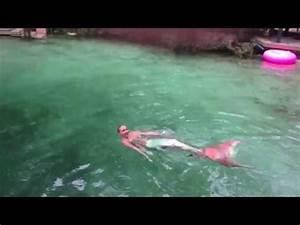 Real LIfe Mermaid caught on tape sighting footage (Video ...