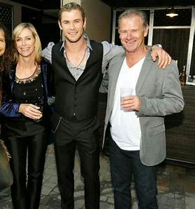 Leoni, Chris, & Craig | Hemsworth family | Pinterest ...