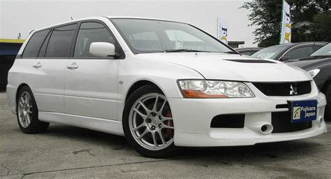 Mitsubishi Lancer Evolution Automatic by 2006 Mitsubishi Lancer Evo Ix Shows Up In Automatic