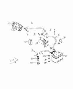 2017 Ram Promaster City Wagon Wiring  Starter