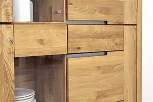Highboard Eiche Massiv : highboard wildeiche massiv ge lt solido neu ~ Indierocktalk.com Haus und Dekorationen
