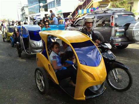 philippine tricycle design invention make eat simple