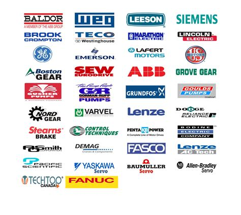 electric motors products