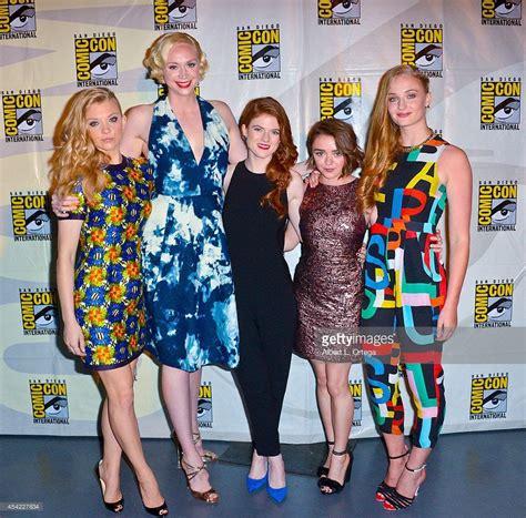 5'er: Natalie Dormer, Gwendoline Christie, Rose Leslie ...