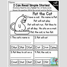 Best 25+ Simple Sentences Ideas On Pinterest  Simple Sentences Worksheet, Sight Word Sentences