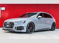 Abt RS4 Avant 2018 Tuning für den Audi RS 4
