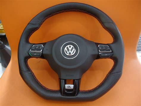 volante golf 6 volante vw golf mk6 r line original r 2 500 00 em