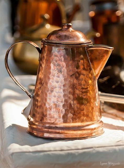 lovely copper coffee pot copper decor copper pots copper kitchen