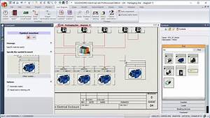 2  U0e2a U0e2d U0e19 Solidworks Electrical 2016  U0e15 U0e2d U0e19 Block Diagram