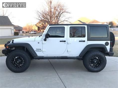 open jeep wrangler 2014 jeep wrangler fuel hostage teraflex suspension lift 3in