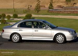 Hyundai Sonata - 2001  2002  2003  2004