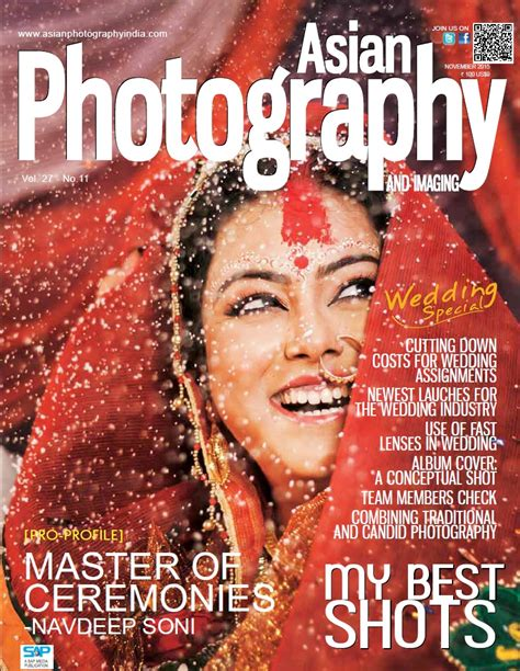 Published  Asian Photography Magazine  Wedding Special