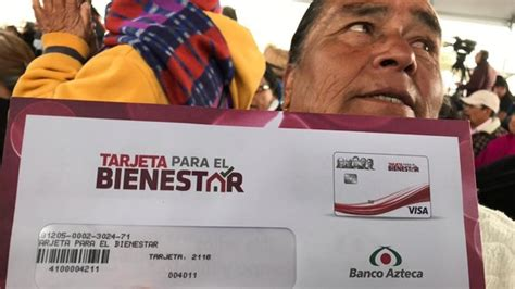 Bansefi comienza a repartir tarjetas del Bienestar de AMLO ...