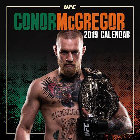 ufc conor mcgregor calendars ukposterseuroposters