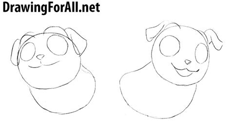 draw puppy dog pals drawingforallnet