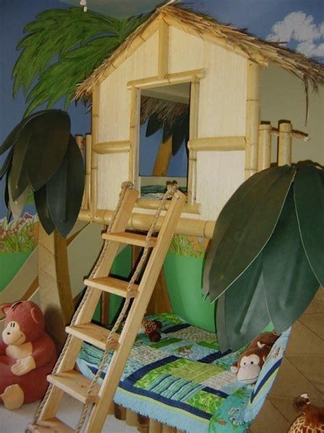 kinderzimmer le 15 ideas to design a jungle themed room kidsomania