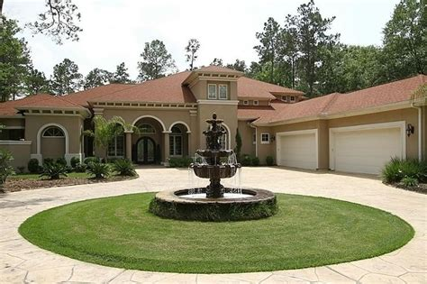 1000+ Images About Circular Driveway &house Facing On