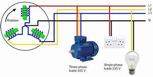 Image Result For 3 Phase Wiring Diagram  Australia