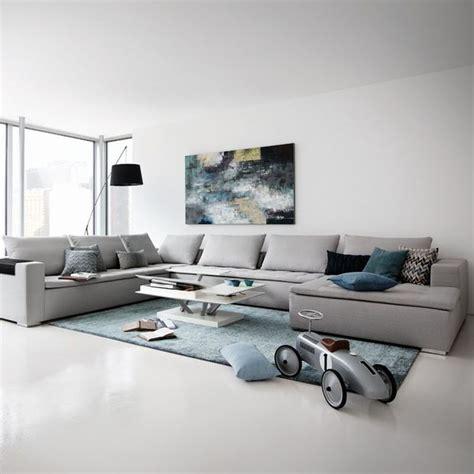 canapé d angle moderne grand canapé canapé d 39 angle pour salon moderne côté maison