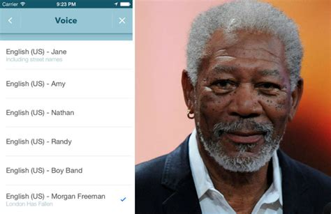 Good News! You Can Now Use Morgan Freeman's Voice For Your