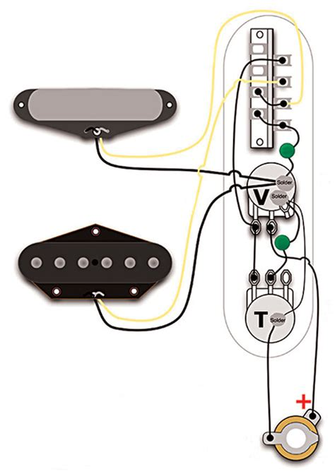 factory telecaster wirings pt