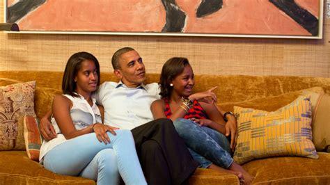 Where Was Sasha During Obama's Farewell Address? Cnnpolitics