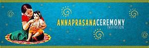 Annaprasanna Invite - All Invitations - Telugu Invitations